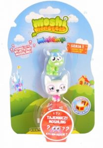 MOSHI MONSTERS 3-PAK