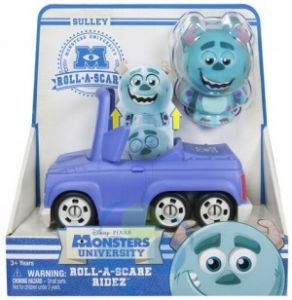 MONSTERS UNIVERSITY SULLEY ROLL A SCARE RIDEZ