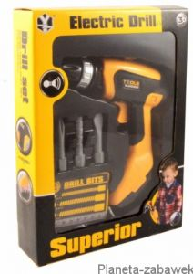WIERTARKA ELECTRIC DRILL SUPERIOR