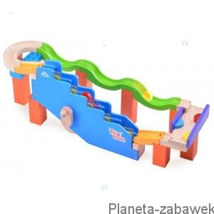 WONDERRWOLD ZESTAW TRIX TRACK - UP STAIR TRACK