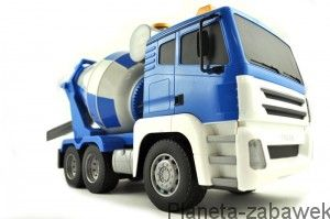 CITY TRUCK - BETONIARKA RC